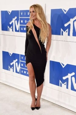 Britney Spears MTV VMAs 2016 LBD - Parisian Wholesale