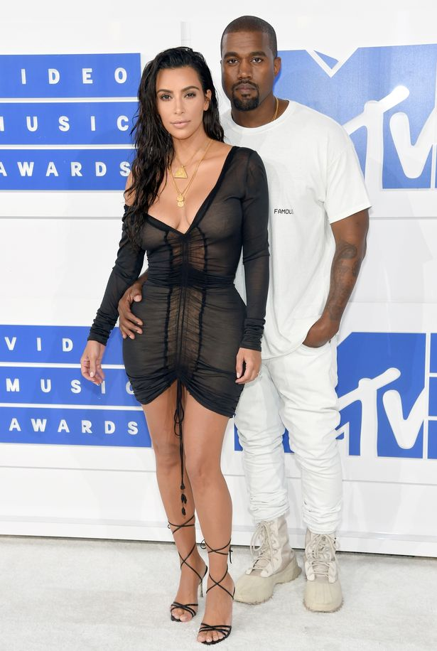 Kim Kardashian West MTV VMAs 2016 LBD - Parisian Wholesale