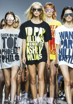 Graphic Slogan Print Tees - Parisian Wholesale SS17