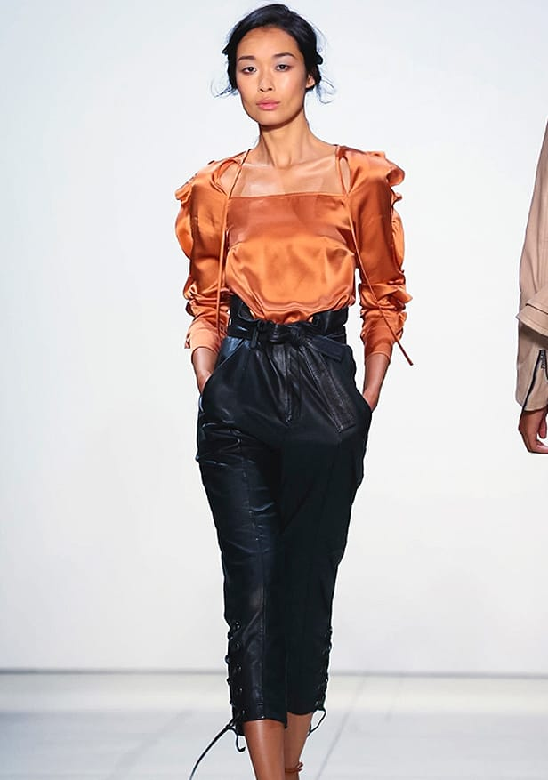 Marissa Webb SS17 NYFW Satin - Parisian Wholesale