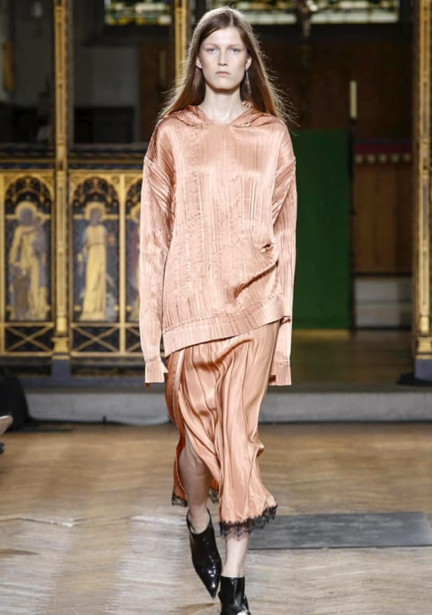 Sharon Wauchob SS17 LFW Dusted Pales - Parisian Wholesale
