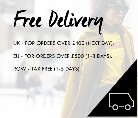 Free Delivery Promotion - Parisian Wholesale
